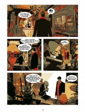Dylan Dog - Zombies - planche  9