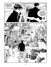 Dylan Dog - Statue vivante - planche 85