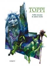 Couverture de Fable Toscane