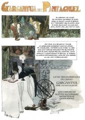 Gargantua et Pantagruel - planche 11