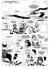 idole Africaine - planche 1