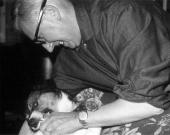 Edgar et Jacky en 1967