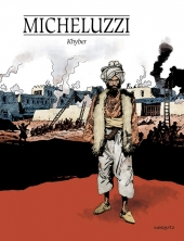 couverture de Khyber