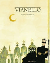 Couverture de Lunes Vénitiennes