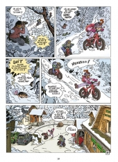 Menaces en Chartreuse - planche 18
