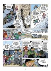 Menaces en Chartreuse - planche 32