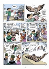Menaces en Chartreuse - planche 33