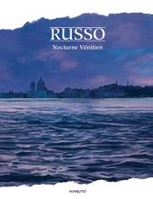 couverture de Nocturne Vénitien