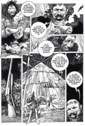 vignette de Ogoniok de Toppi
