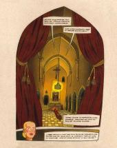 Puzzle gothique planche 8