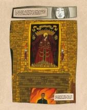 Puzzle gothique planche 9