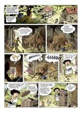 Réfugiée en Chartreuse - planche  1