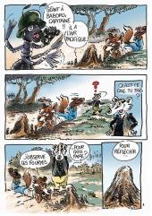 Renard et Blérô - planche  1