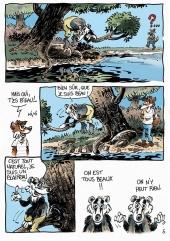Renard et Blérô - planche  5
