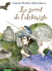 Couverture du Secret de l'Alchimiste