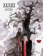 couverture de la sorcière de Brentford