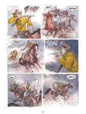 Tex - prisonnière des apaches - planche 12