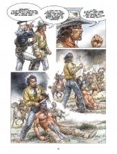 Text - le héros et la légende - planche 41