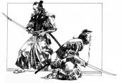 Tanka - samouraï
