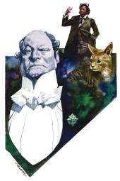 toppi-bestiaire- chat de Saville