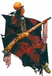 Toppi Ouest - Chef au fusil