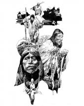 Toppi Ouest - tribus des orgines